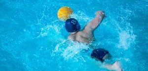 Waterpolo aanval