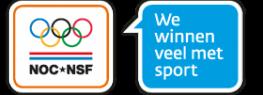 NOCNSF logo met ballon